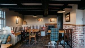 Best Warwickshire Country Pub Bar