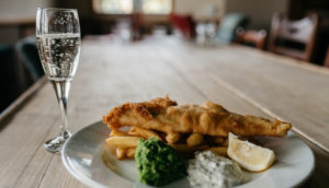 Country Pub Offers Warwickshire Lunch