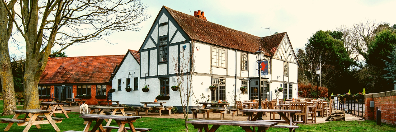 The Red Lion Hunningham