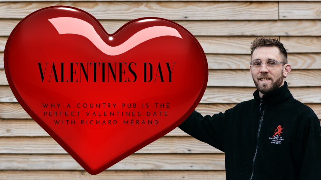 Valentines Day Event Warwickshire Country Pub