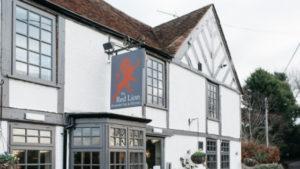 Warwickshire Pub Garden Leamington