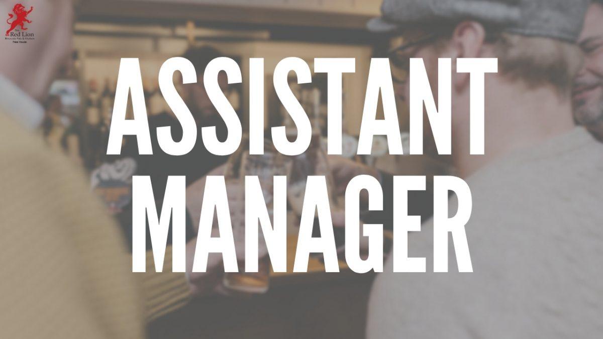 Assistant Manager | bar staff jobs warwickshire
